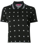 McQ by Alexander McQueen swallow polo shirt