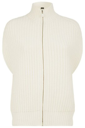 Akris Knitted Cape