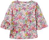 Osh Kosh Toddler Girl Bell Sleeve Floral Top