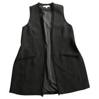 Elizabeth and James Black Polyester Jackets