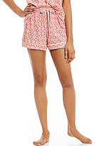 Sleep Sense Geometric Sleep Shorts