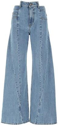Maison Margiela Decortique Flared Jeans