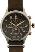 Timex Expedition Scout Chrono Mens