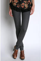 Mid Clean Grey Cigarette Jean