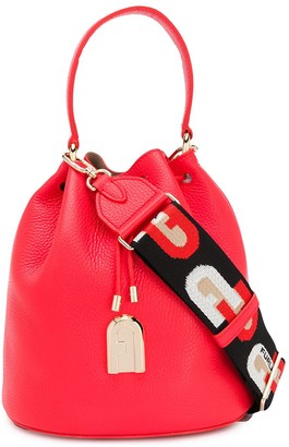 Furla Drawstring Tote Bag