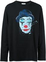 Faith Connexion sad clown sweatshirt