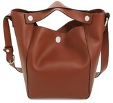 3.1 Phillip Lim Large Dolly Leather Tote - Brown