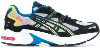 Asics Duomax panelled sneakers