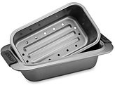 Anolon Advanced Nonstick Bakeware 2-Piece Loaf Pan Set with Silicone Grips