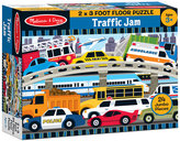 Melissa & Doug Kids Toy, Traffic Jam 24-Piece Floor Puzzle