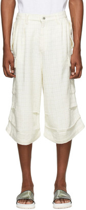 Off-White Landlord Shanelle Shorts