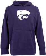 Antigua Men's Kansas State Wildcats Signature Pullover Fleece Hoodie