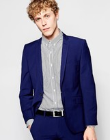 Ben Sherman Plain Suit Jacket