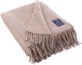 Lexington Company Lexington Icons Solid Wool Throw Beige