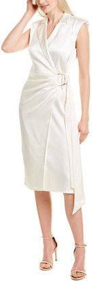 Jay Godfrey Gino Midi Dress
