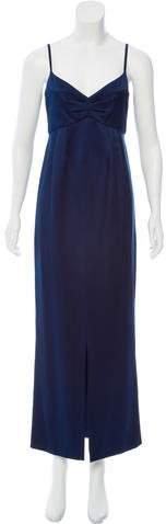 Chanel Silk Evening Dress