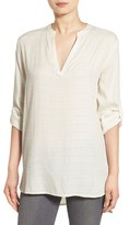 Cupcakes And Cashmere Women's 'Mila' Woven Top