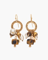 Chico's Chloe Cluster Earrings