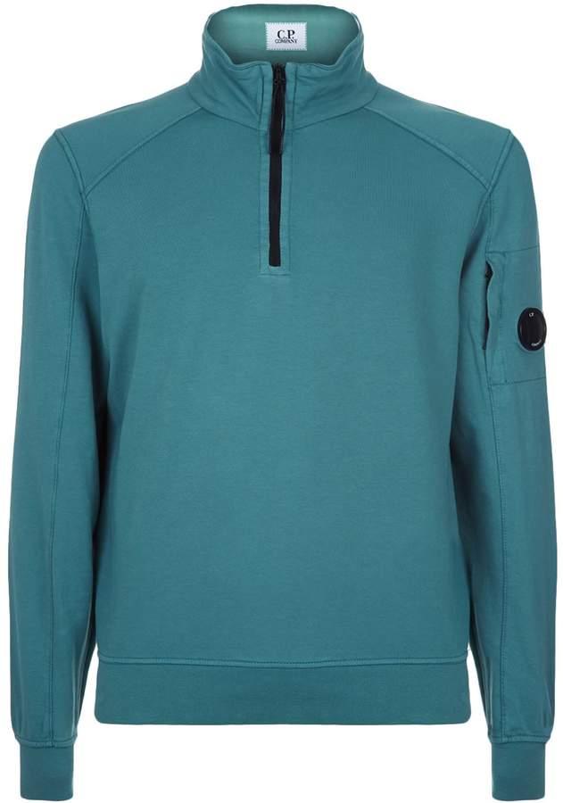 C.P. Company Funnel Neck Sweatshirt
