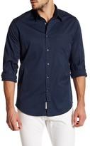 Dockers Slim Fit Broken In Long Sleeve Shirt