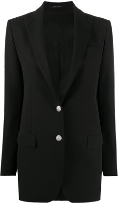 Tagliatore Bertha single-breasted blazer