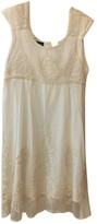 The Kooples White Cotton Dresses