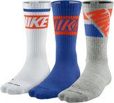 Nike 3-pk. Dri-FIT Fly Rise Crew Socks