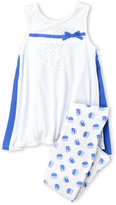 Juicy Couture Toddler Girls) Two-Piece Studded Tank & Leggings Set