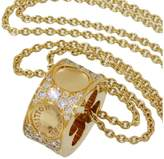 Louis Vuitton 18K Yellow Gold with Diamond Necklace