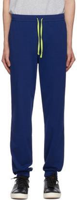 HUGO BOSS Blue Mix Match Lounge Pants