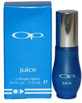 Ocean Pacific Op Juice By Cologne Spray .25 Oz Mini