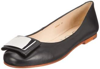 JOOP! Women's Anthea Ballerina lfo 1 Closed Toe Ballet Flats Black 900 8 UK