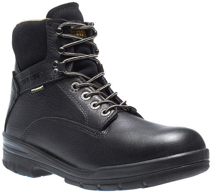 62239d961e6 Mens Durashocks Slip Resistant Lace-up Work Boots