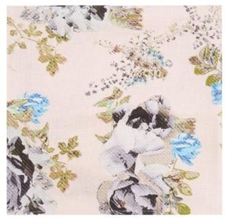 Preen by Thornton Bregazzi Set Of Four Floral-print Linen Napkins - Pink Print