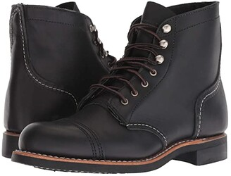 Red Wing Shoes Iron Ranger (Amber Harness) Women's Lace-up Boots