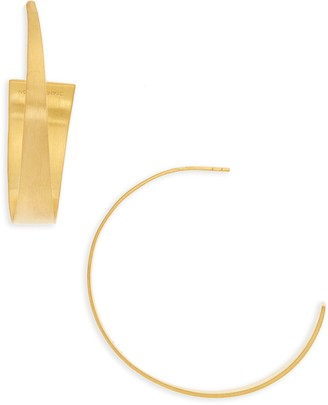 Dean Davidson Bossa Hoop Earrings