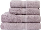 Christy Plush Towel - Wisteria - Bath Sheet
