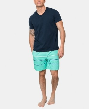 Coast Clothing Co Men's Out of Line Swim Trunks