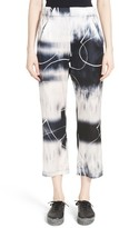 Zero Maria Cornejo Women's Eko Elliott X-Ray Stretch Silk Pants