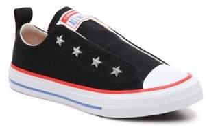 Converse Chuck Taylor All Star Teen Slip-On Sneaker - Kids'