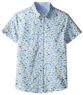 Paul Smith Short Sleeve Dinosaur All Over Printed Shirt Boy's T Shirt