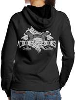 Ano Hoodies Ano Women's Hoodies Crooks And Castles Size L