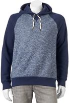 Big & Tall SONOMA Goods for LifeTM Classic-Fit Fleece Hoodie