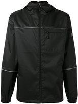 Stussy logo print lightweight jacket - men - Polyester - M