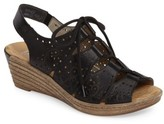 Rieker Antistress Women's Fanni Wedge Sandal