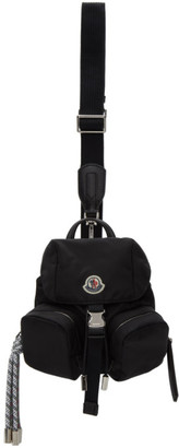Moncler Black Mini Dauphine Backpack