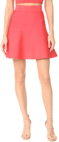 Cushnie et Ochs Mini Circle Skirt