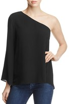 Vince Camuto One Sleeve Blouse - 100% Exclusive