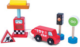 Le Toy Van Car and Road Signs