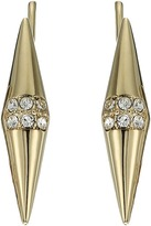 Vince Camuto Diamond Spear Climbers Earrings